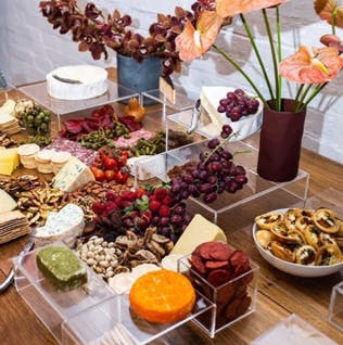 firecracker cheese platter catering