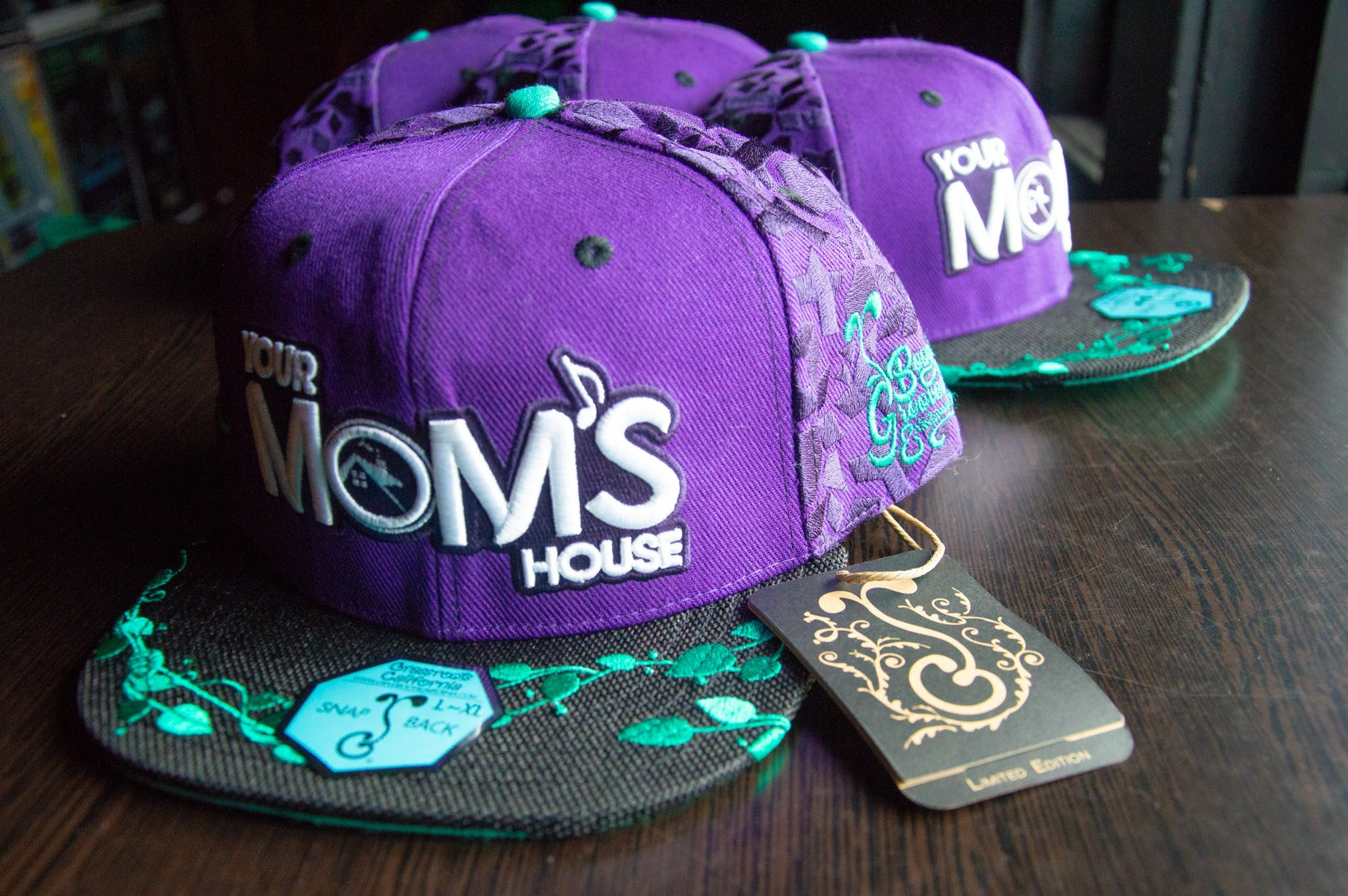Your Mom's House Hat