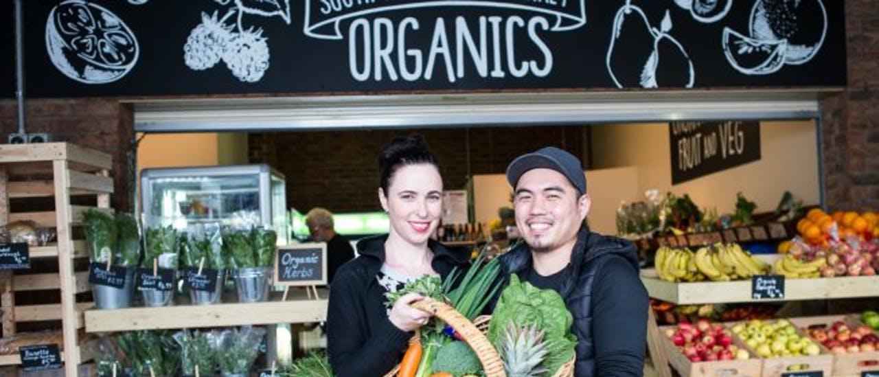South Melbourne Market Organics