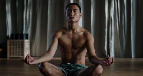 What does meditation feel like?