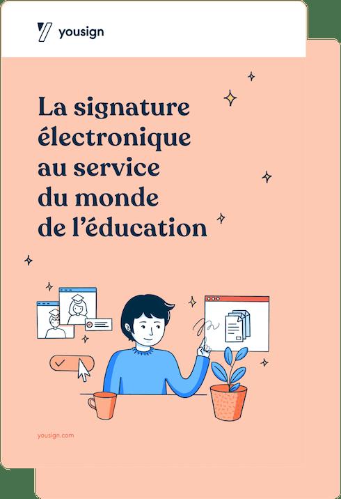 ebook signature électronique education