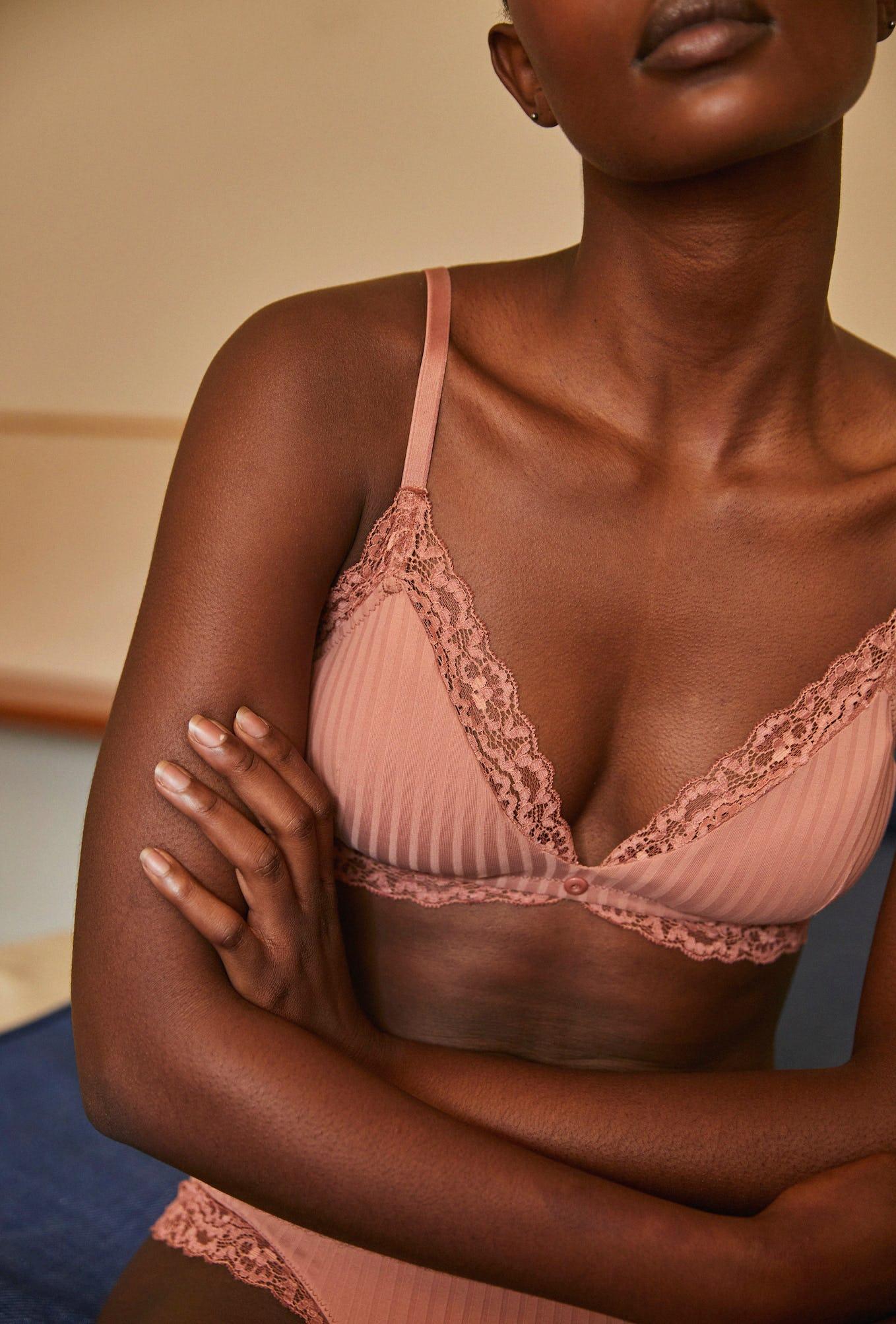 triangle contre mon corps moka