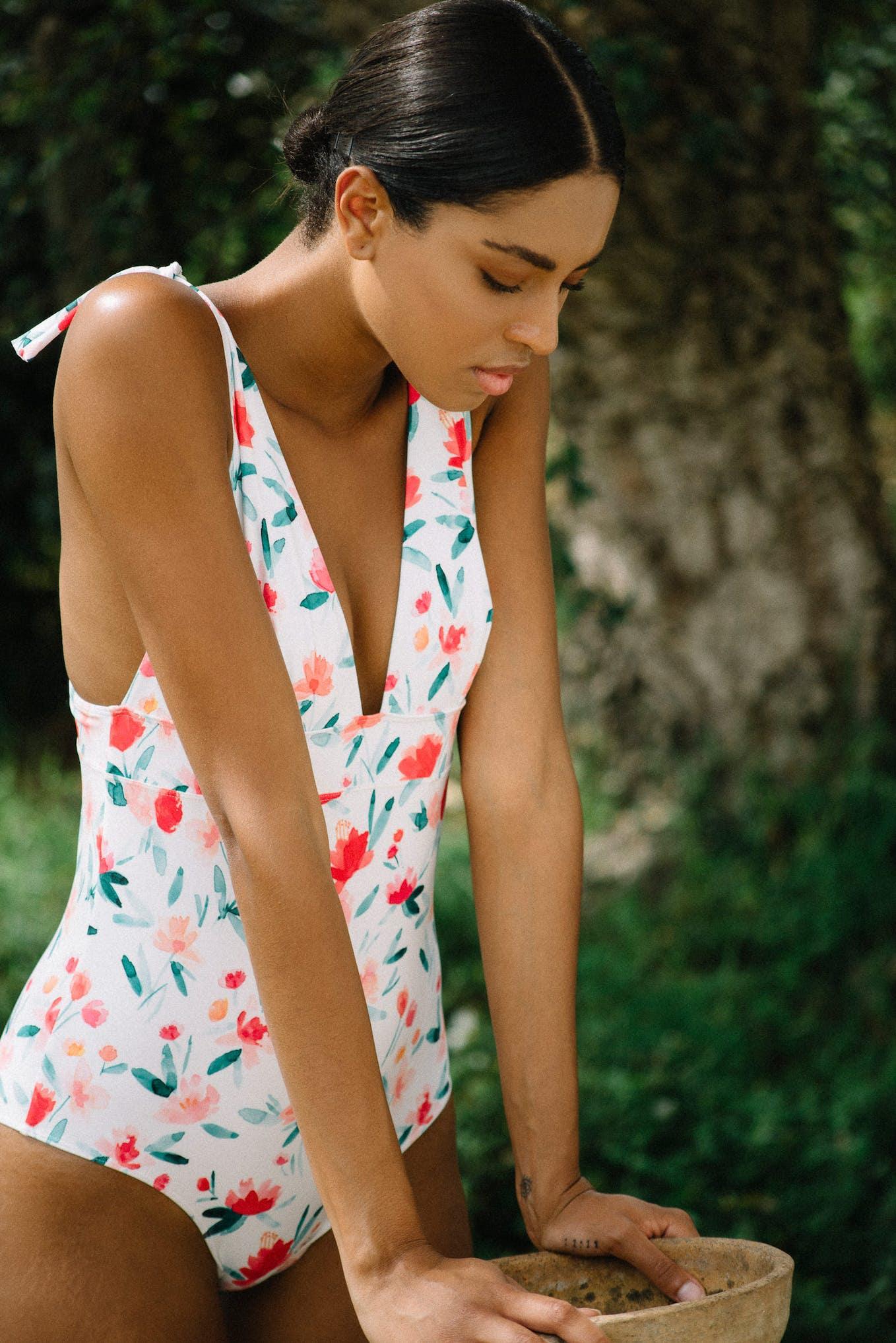 Les heures d'été Imprimé waterlily