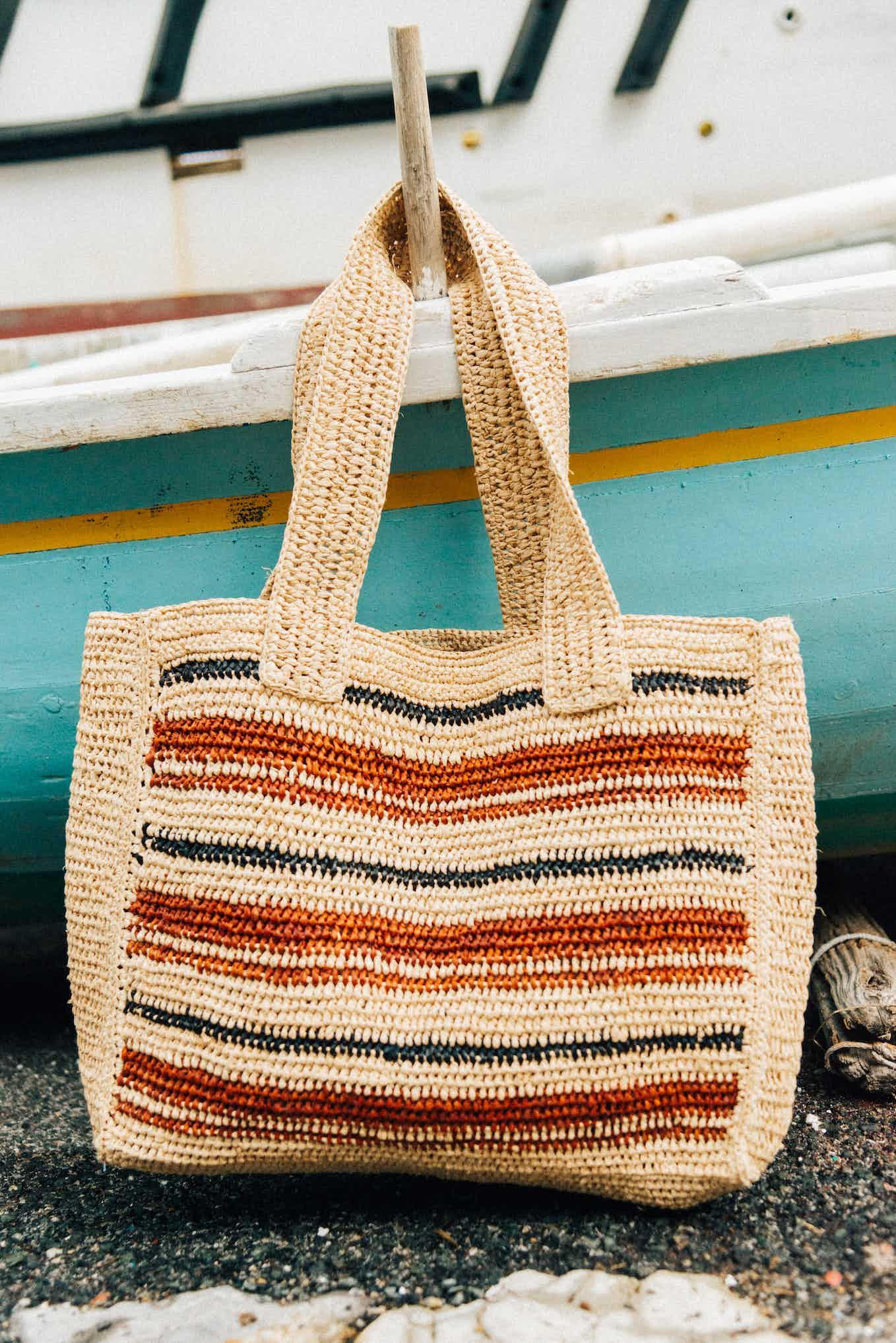Mirabelle beach basket