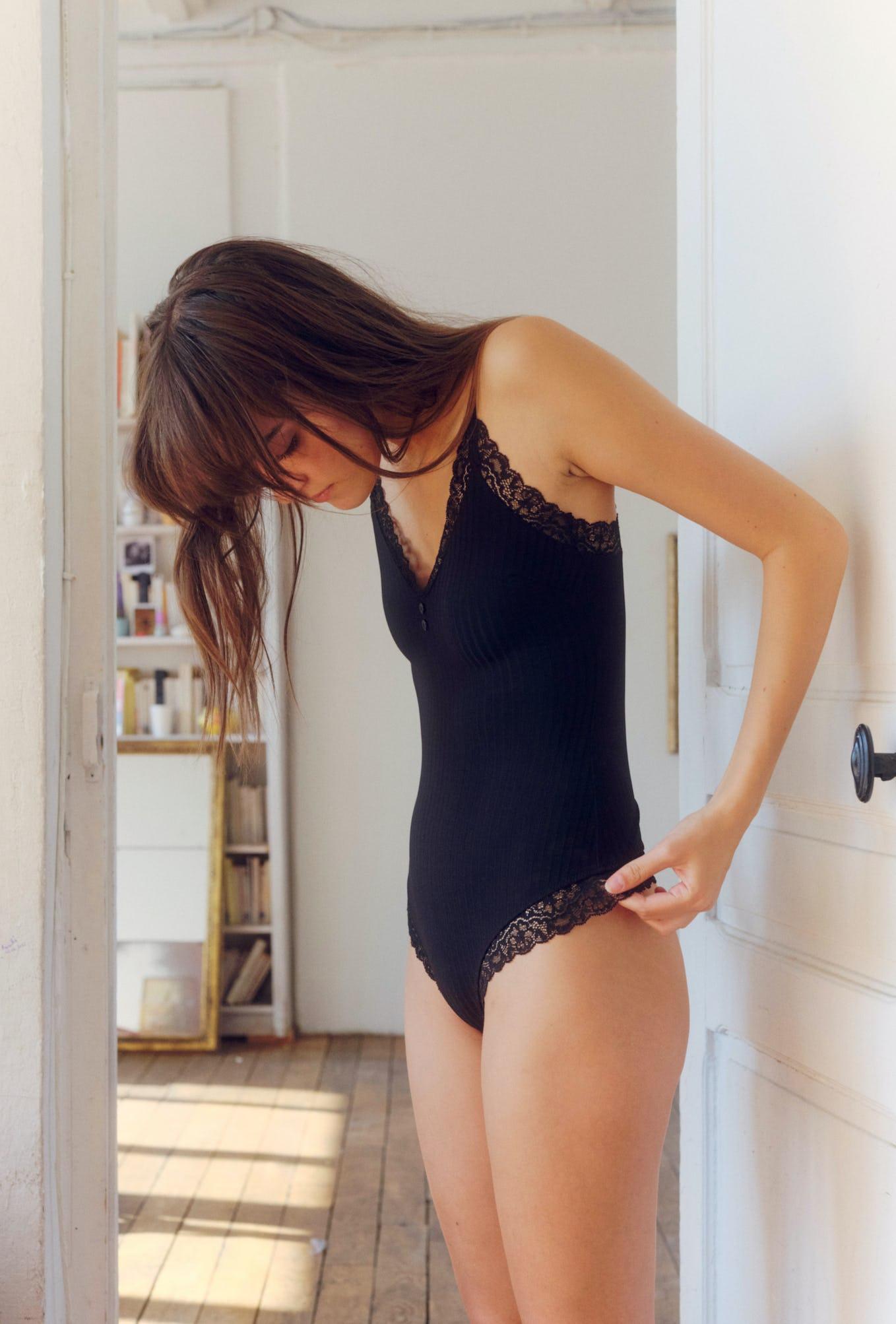 body contre mon corps noir