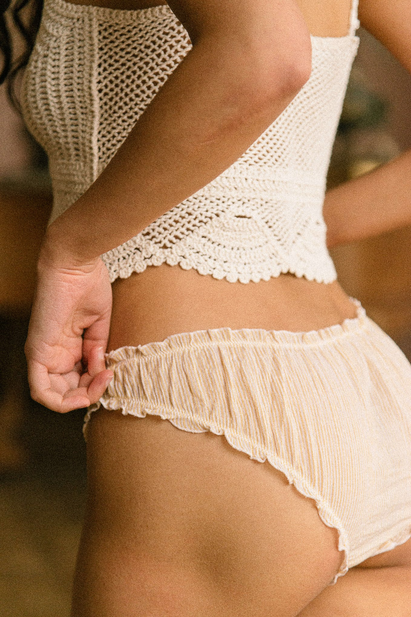 Pair of bloomers Les craquantes