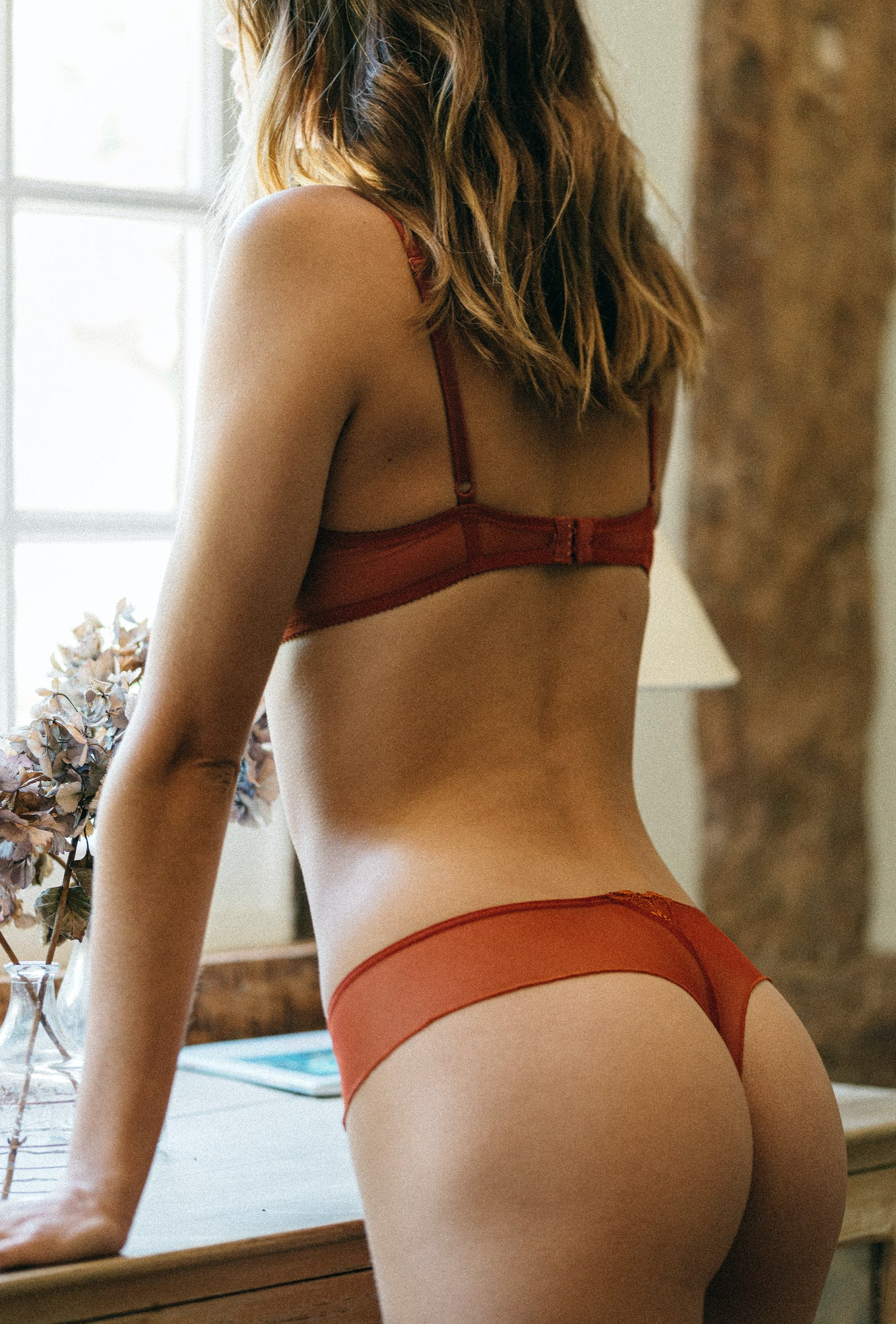 Tanga briefs source d'amour ginger