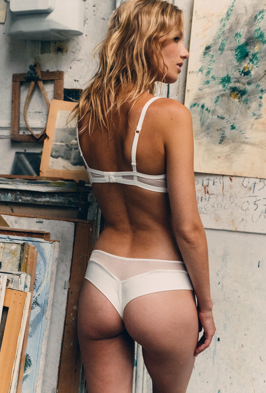 Shorties Histoire de femmes light beige