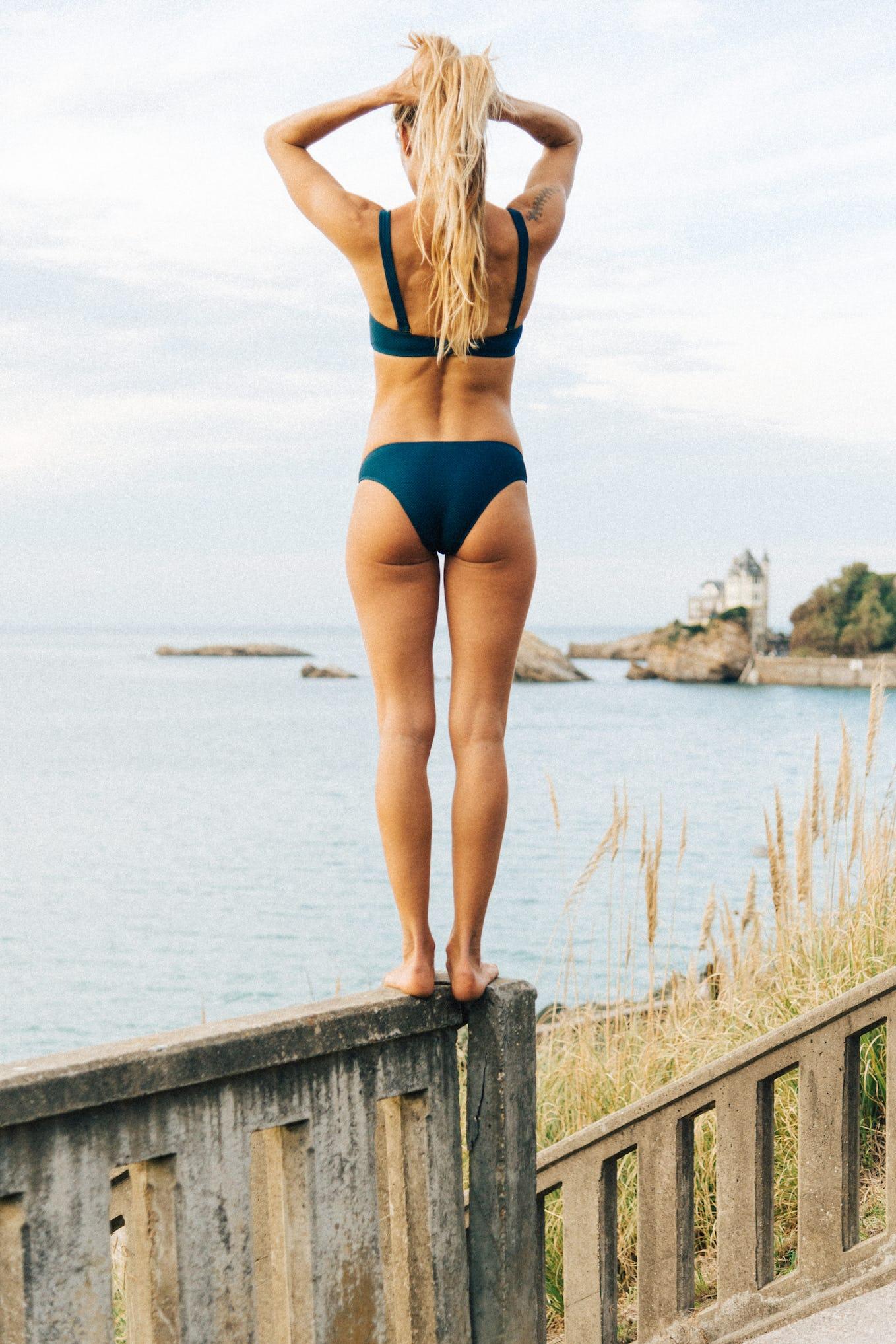 Rêve d'horizon Bleu