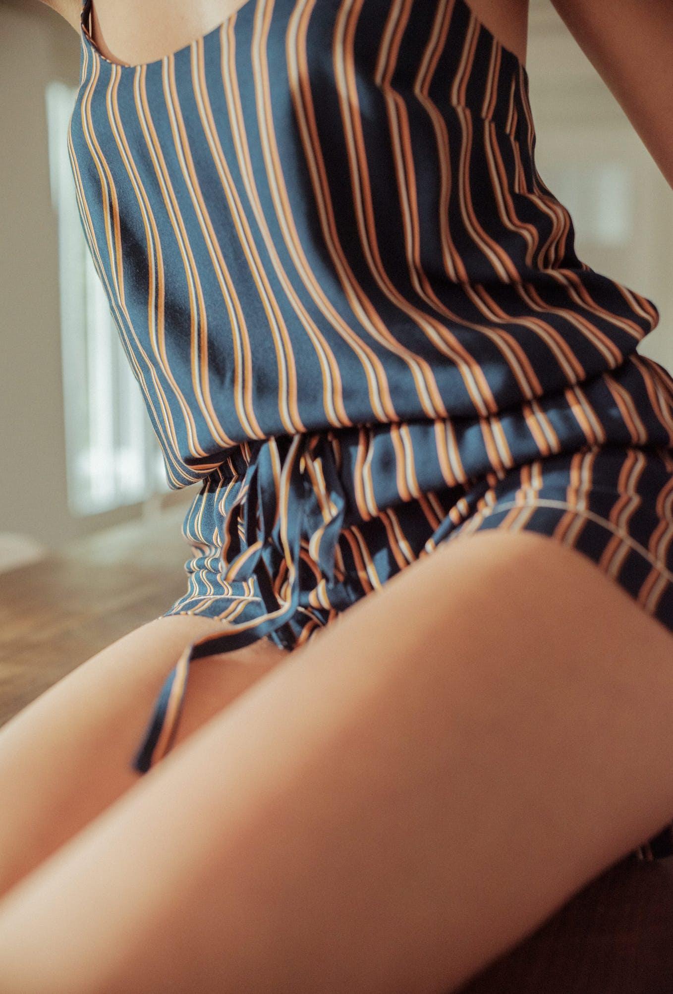 shorts songe de nuit dandy