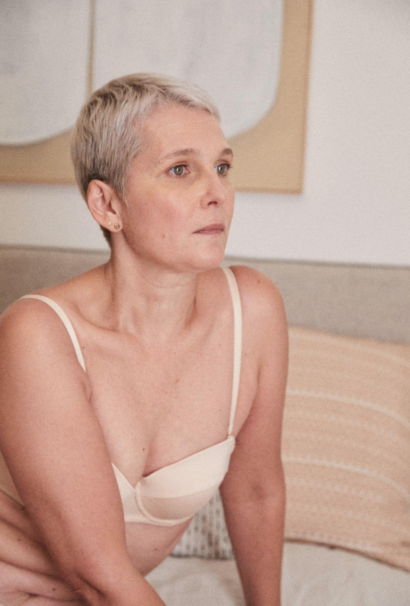 Lingerie set Histoire de femmes pink