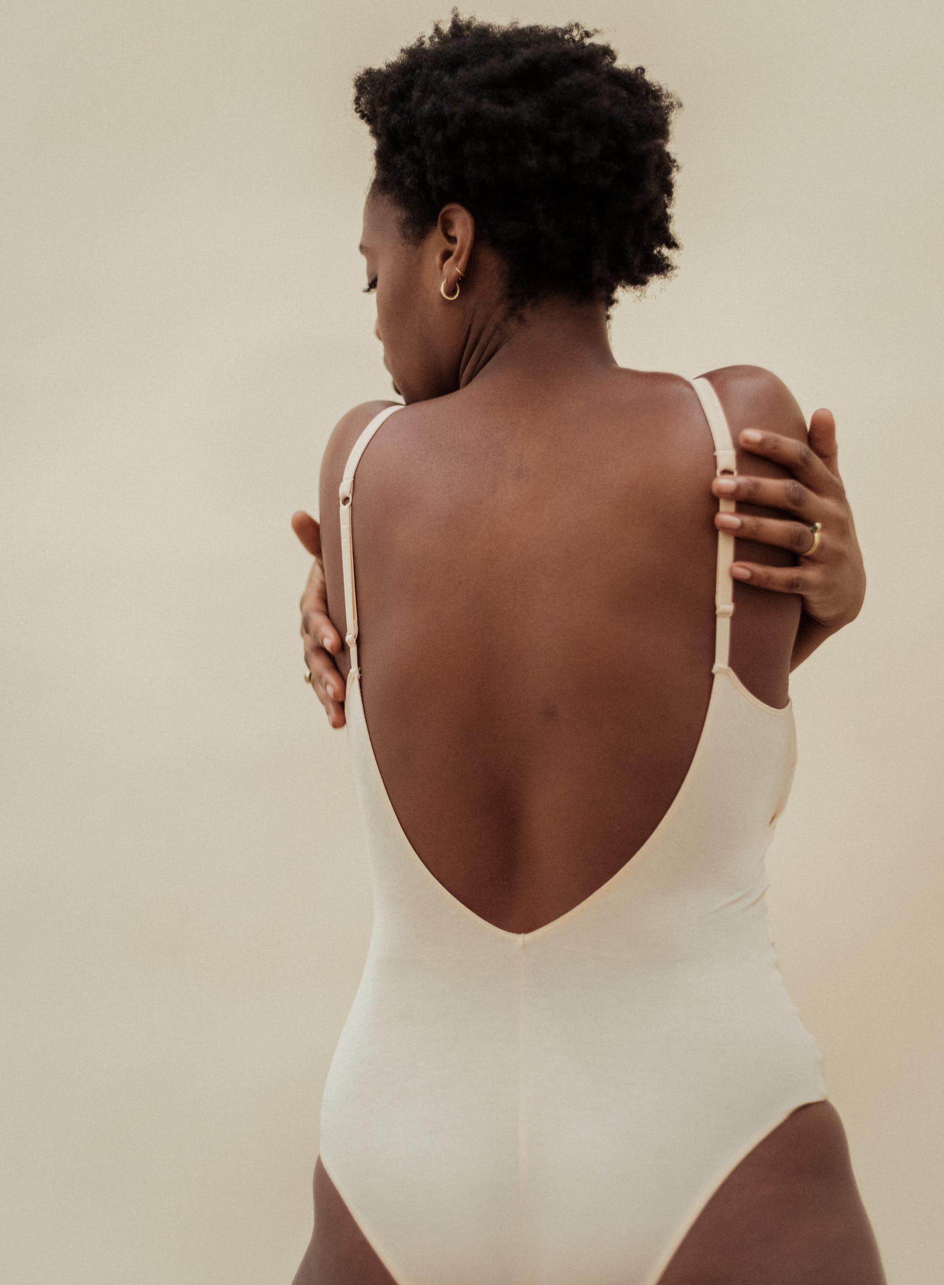 Body à fleur de peau nude