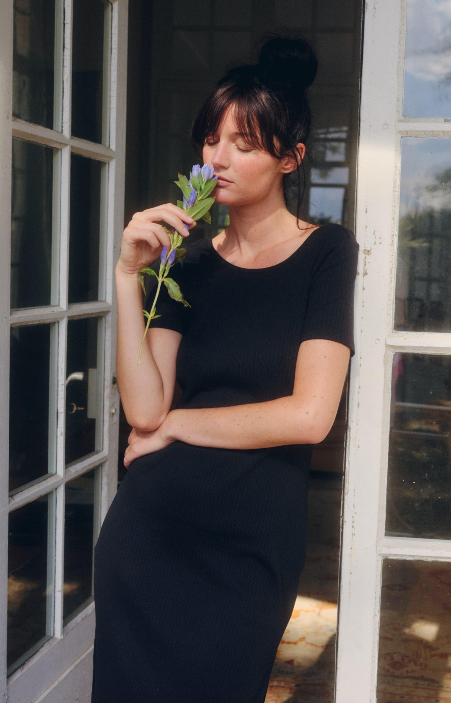 robe louna noir