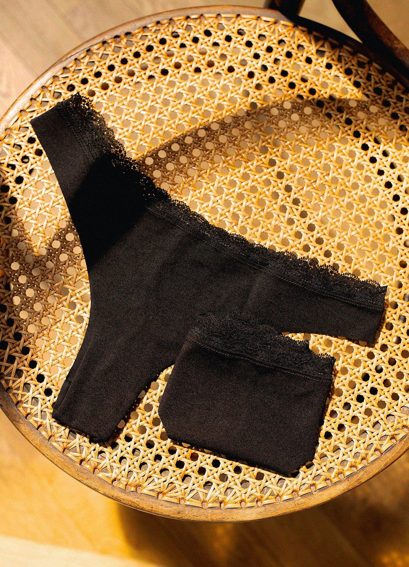 tanga essentiel noir