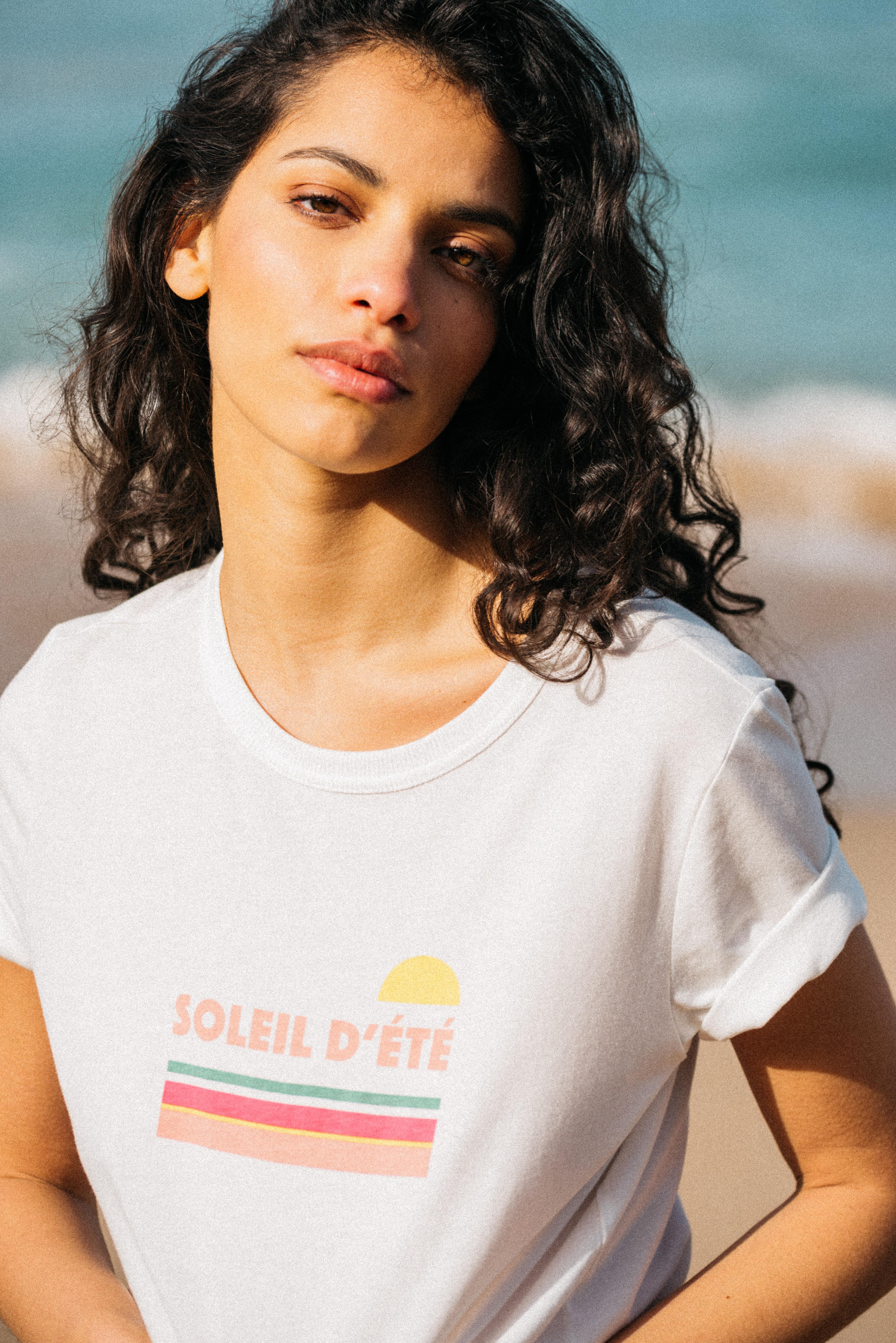 Tee-shirt Soleil d'été