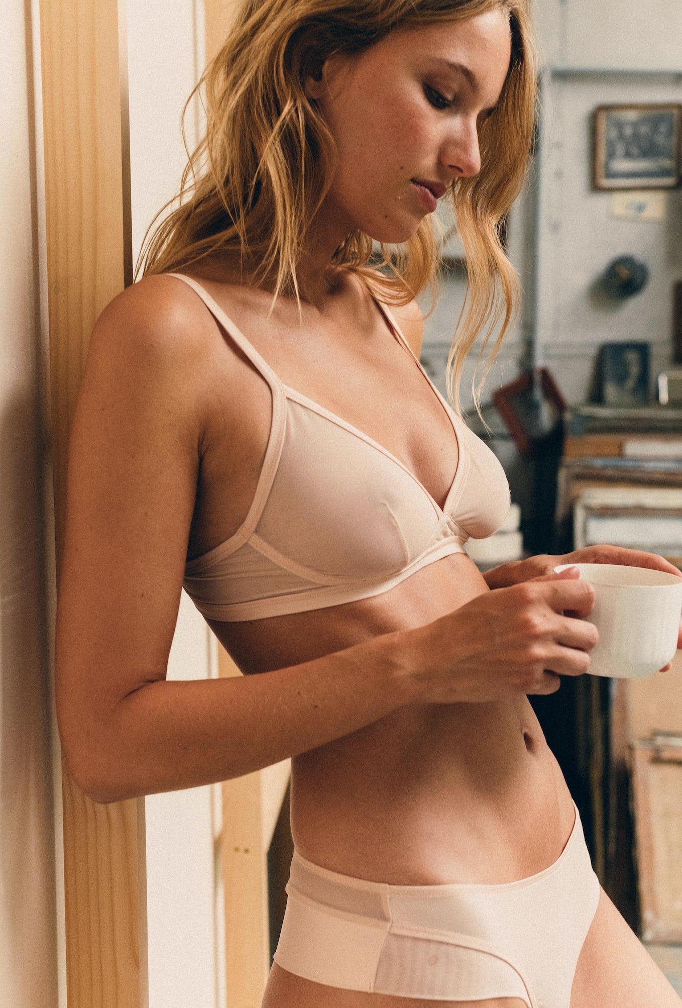 Shorties Histoire de femmes pink