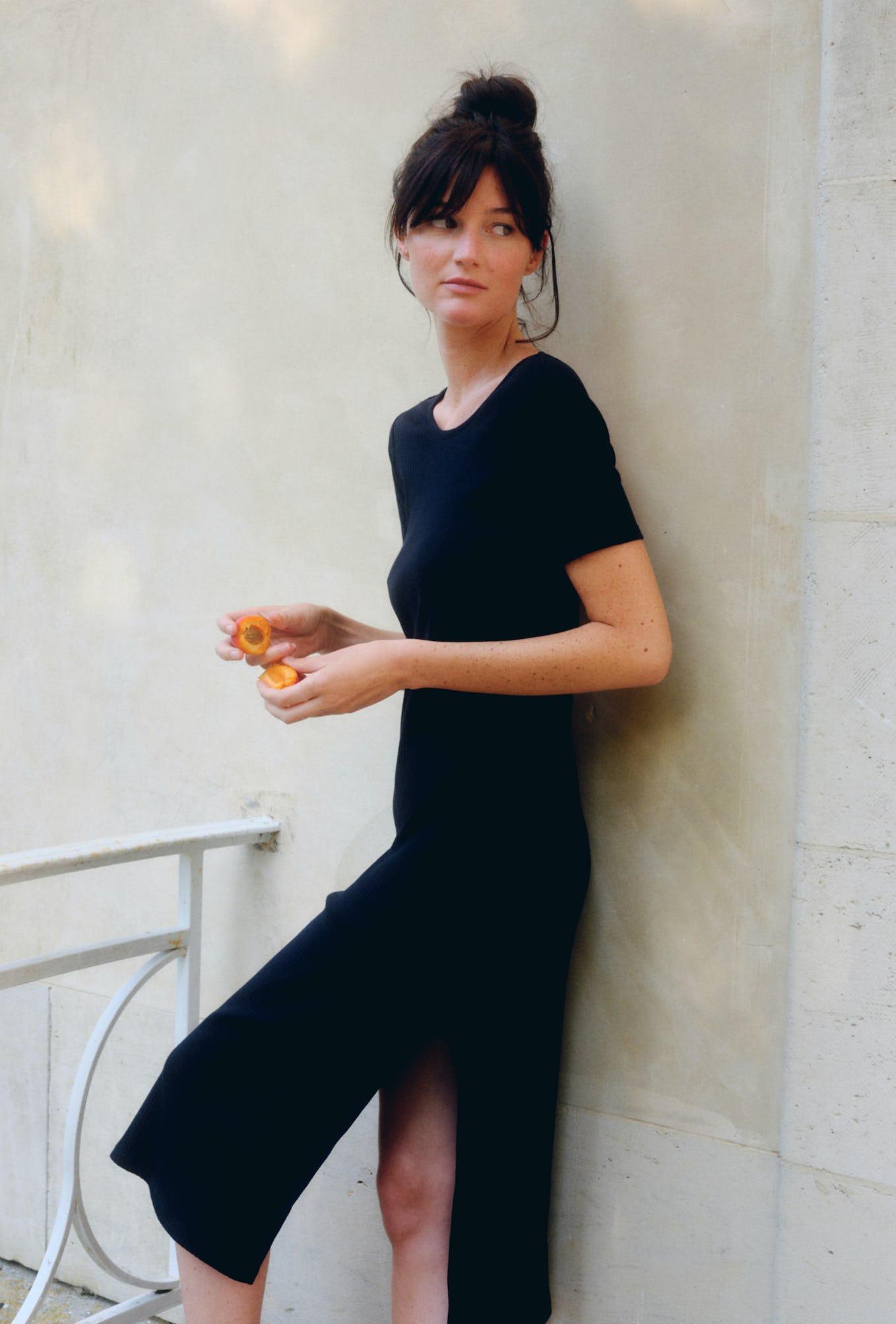 robe L'idéal noire