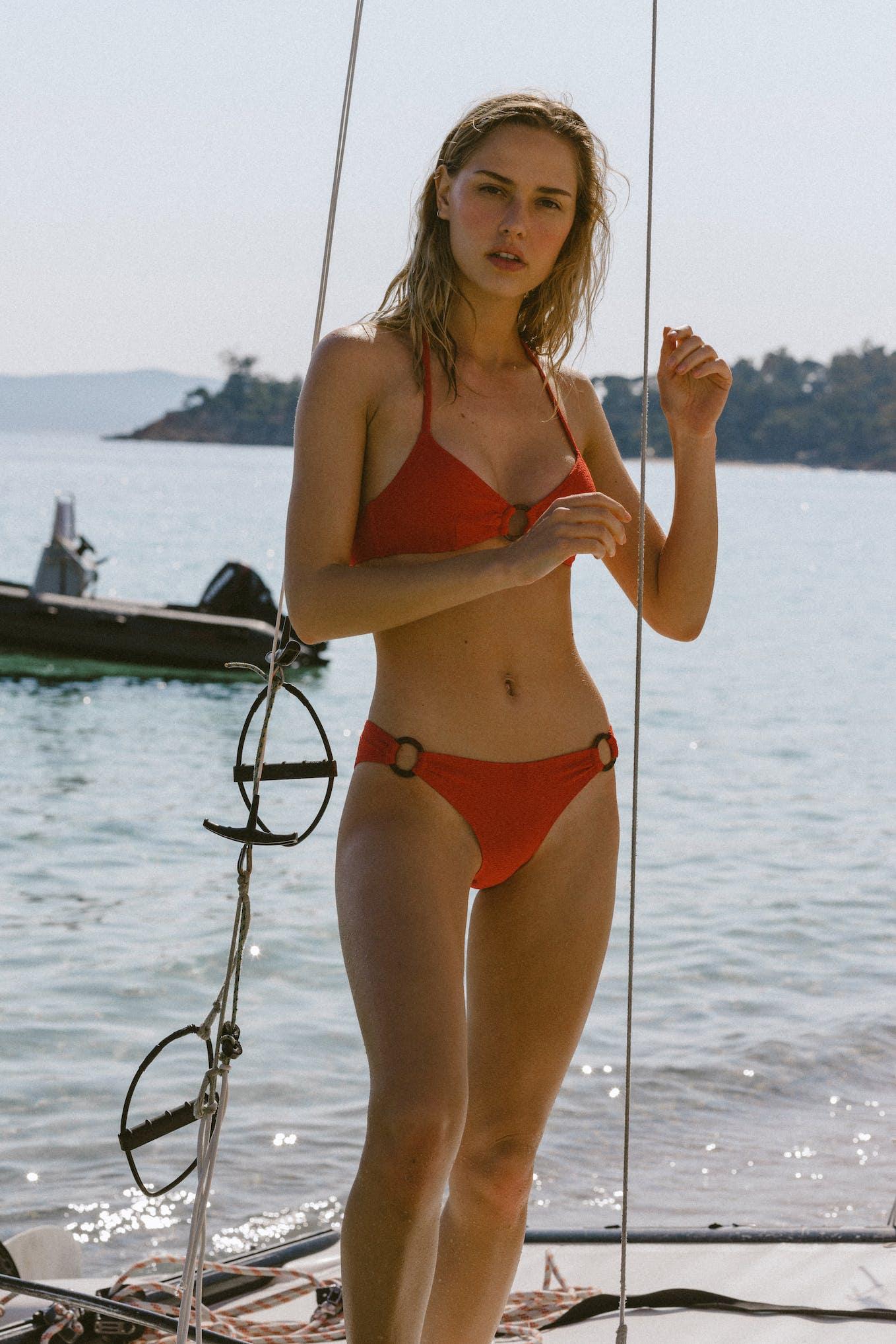 Swimsuit Horizons doux coral