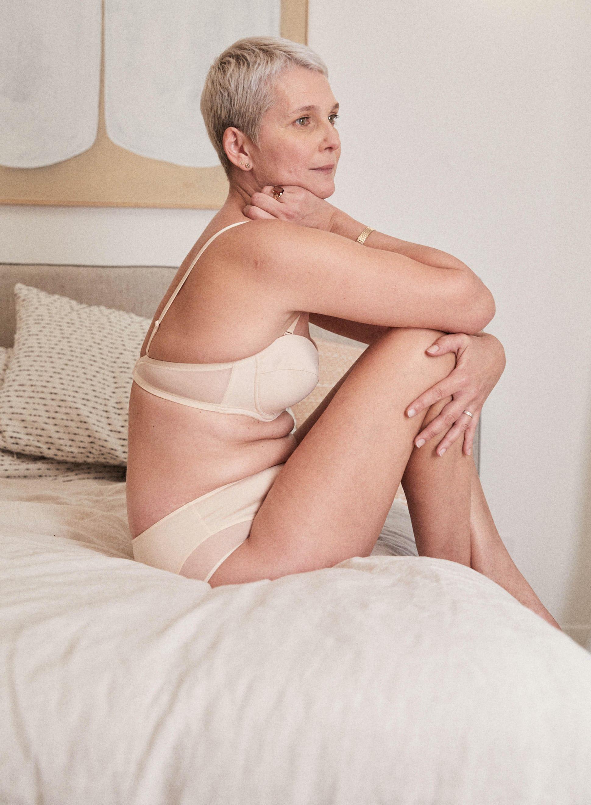 Culotte mi-haute histoire de femmes nude