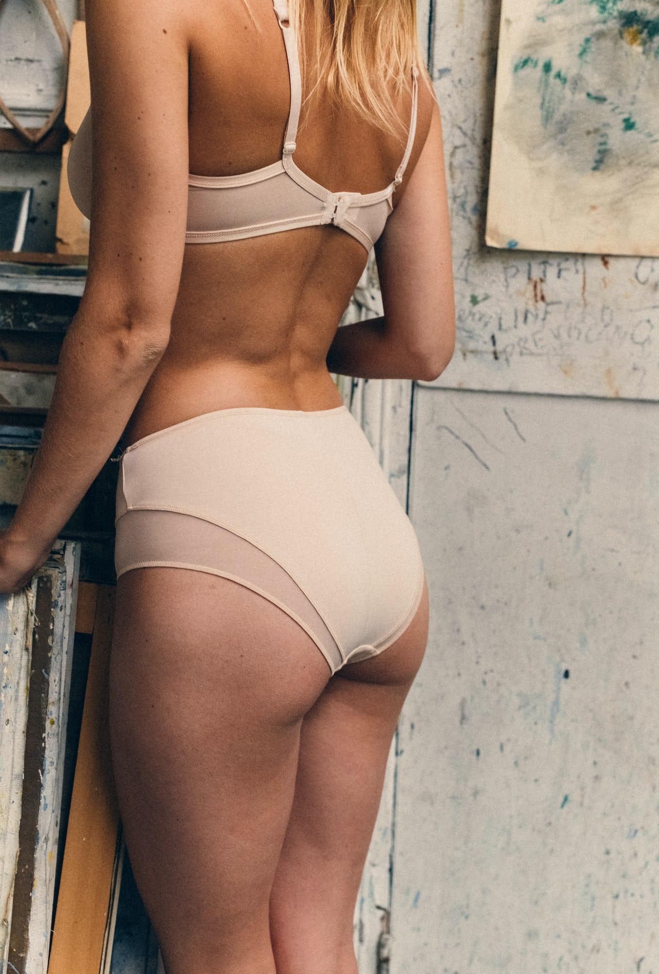 Histoire de femmes High-waist briefs