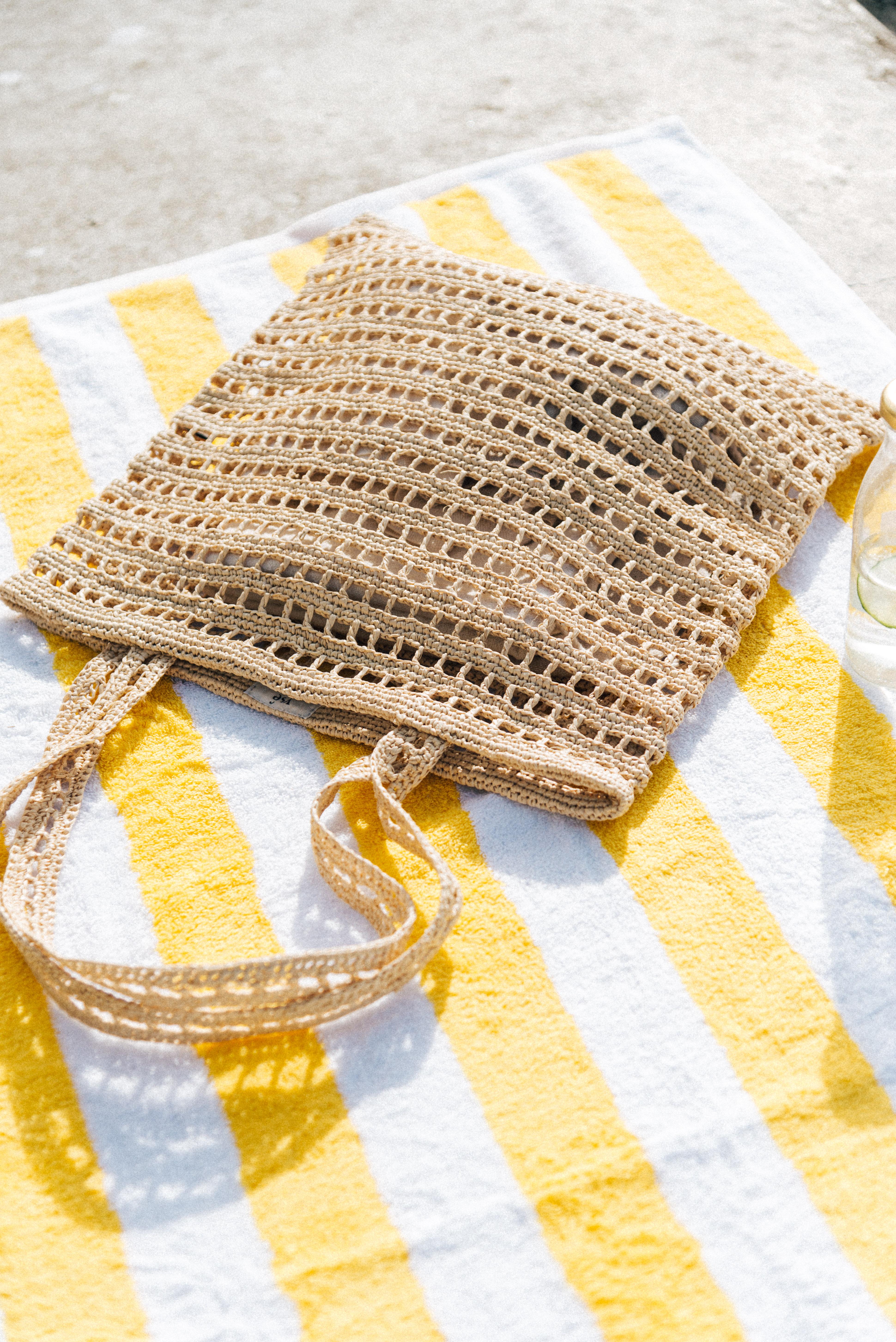 Beach basket Mimi