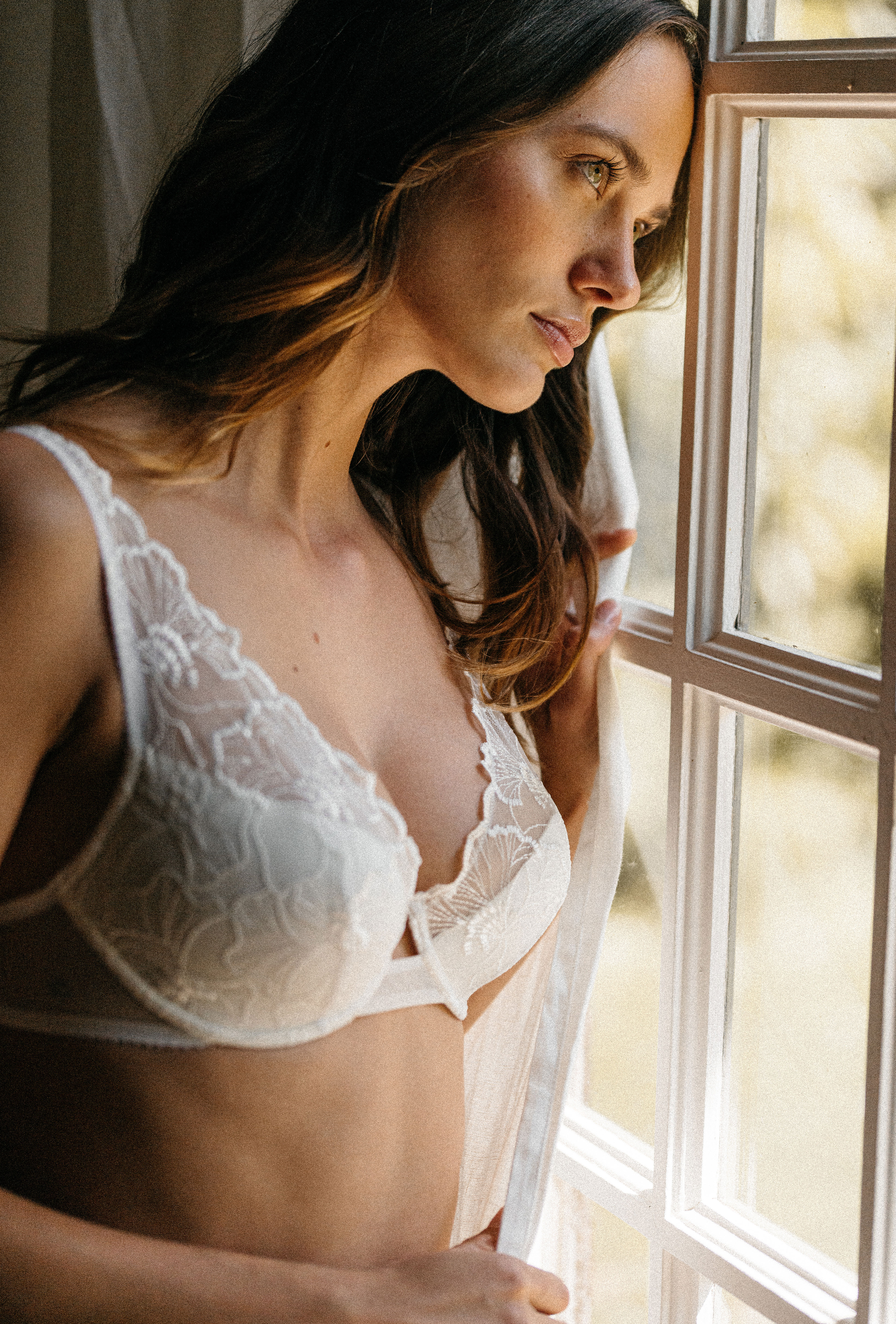 Push- up bra Source d'amour in ivory