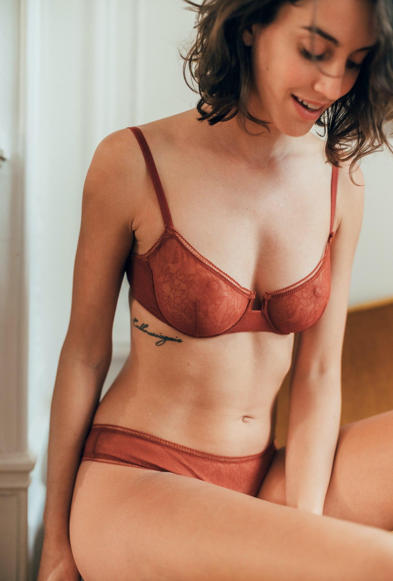 La rosée lingerie set