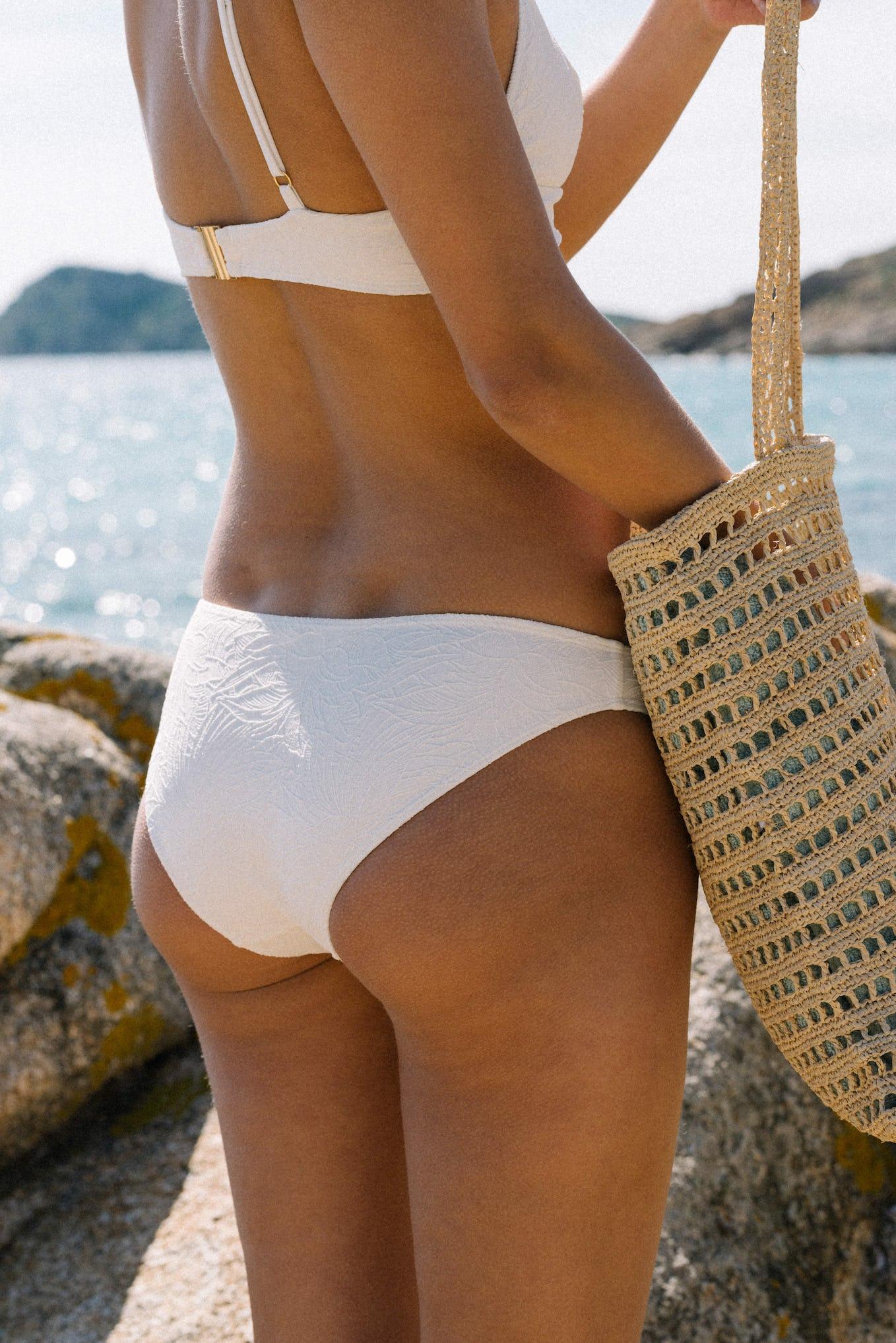 Bikini Rêve ensoleillé white