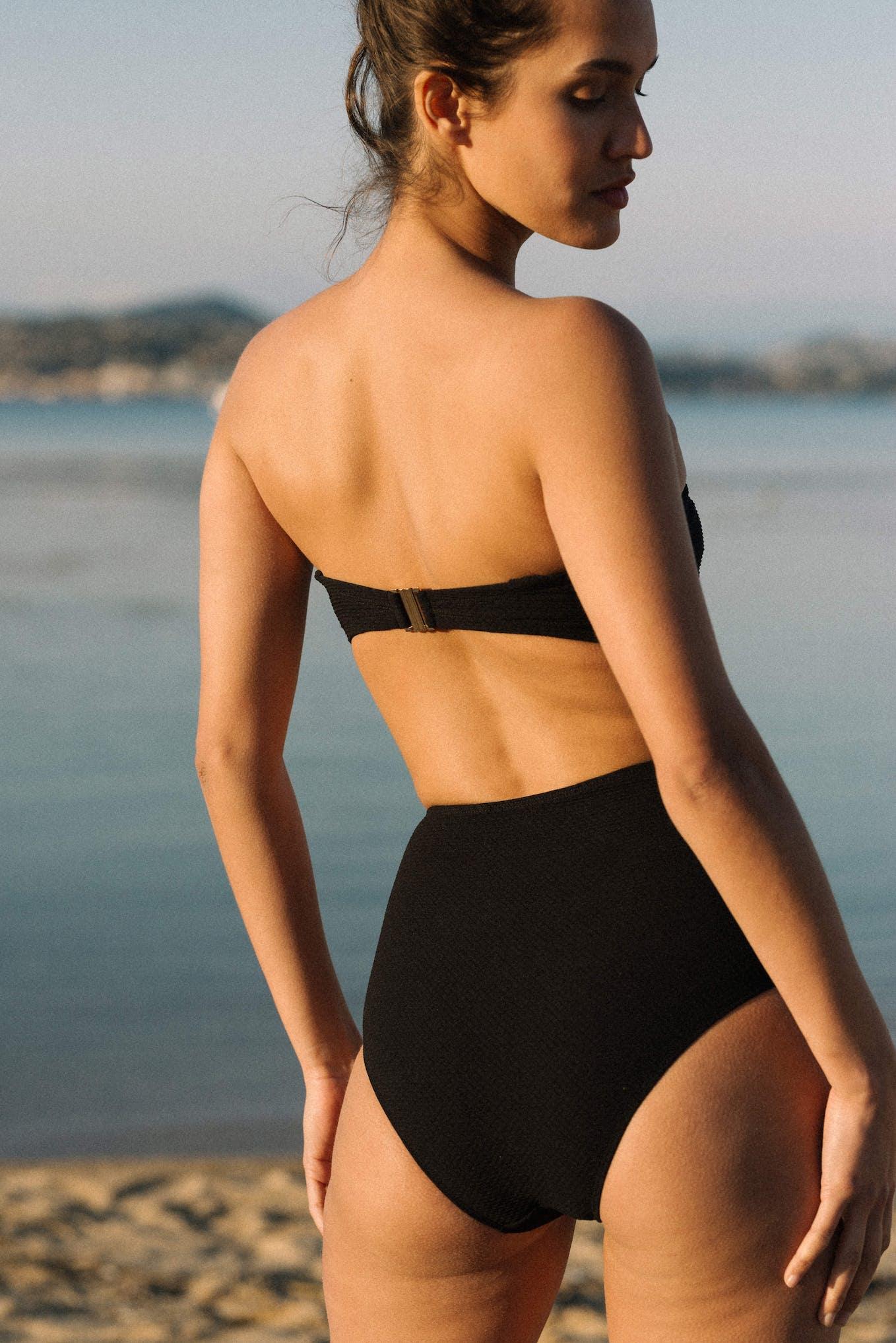 Bikini Rêve d'horizon in black