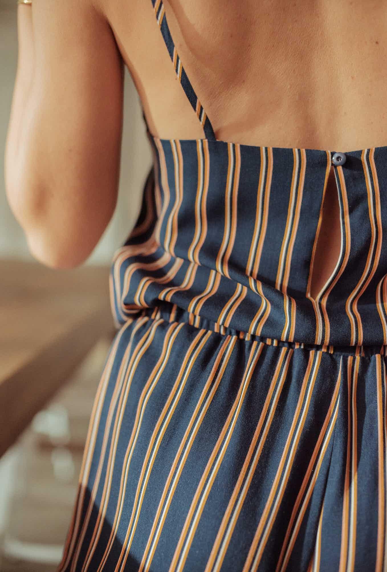 camisole Songe de nuit Dandy stripes