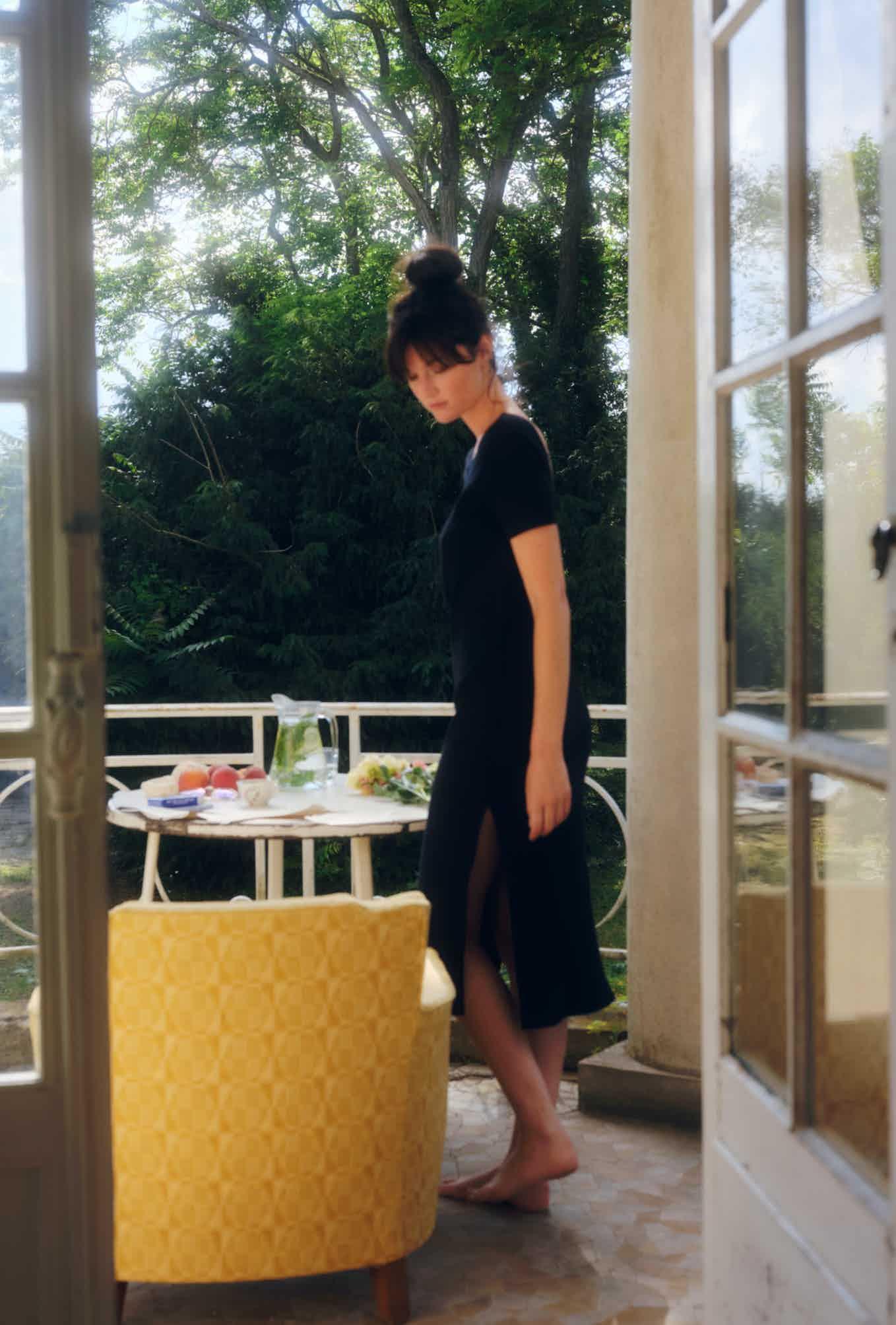 robe lola noir
