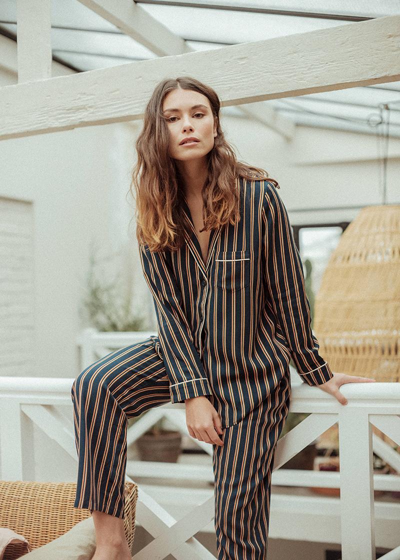Trousers Sonde de Nuit Dandy Stripes Prints