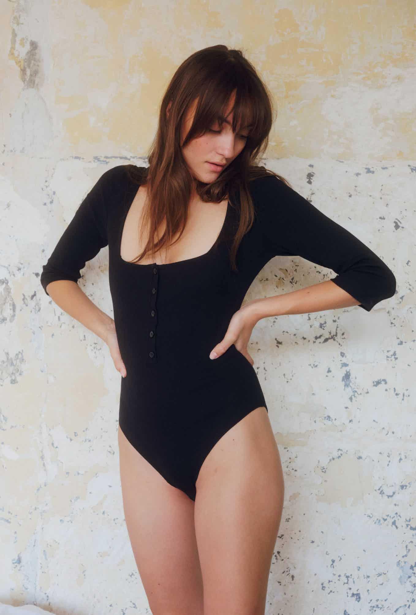 Body jalia noir