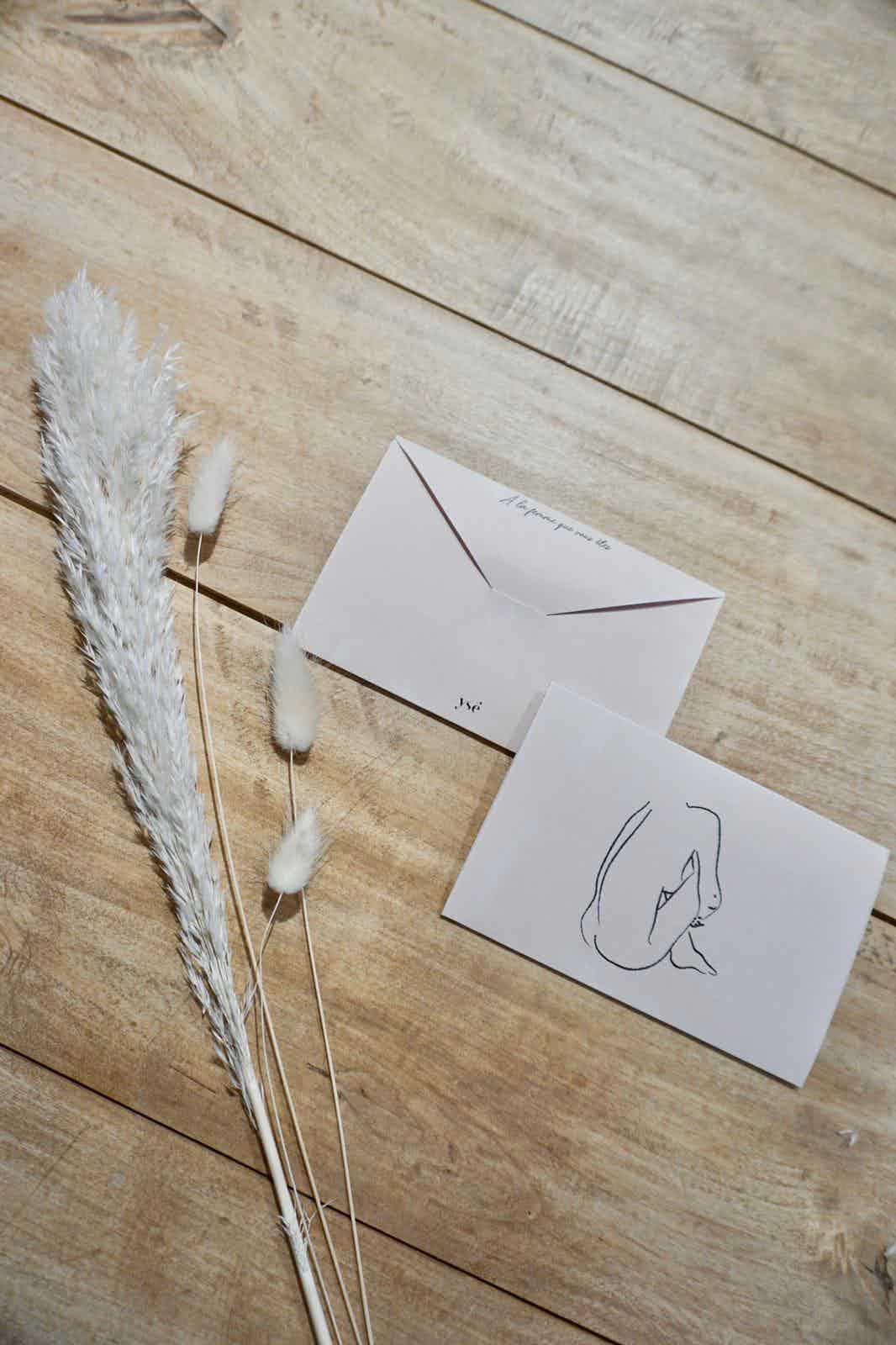 Carte cadeau papier