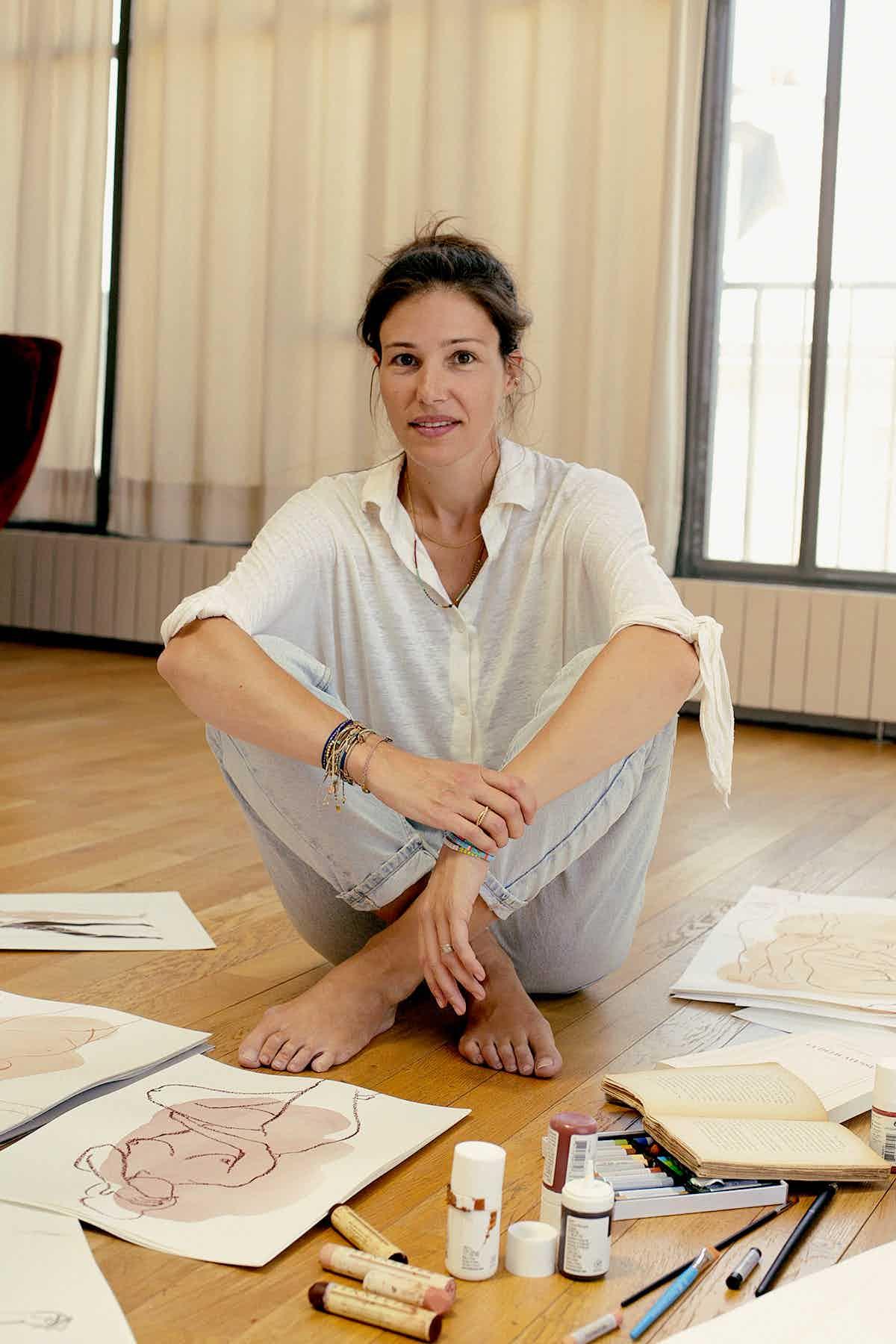 Faustine Badrichani