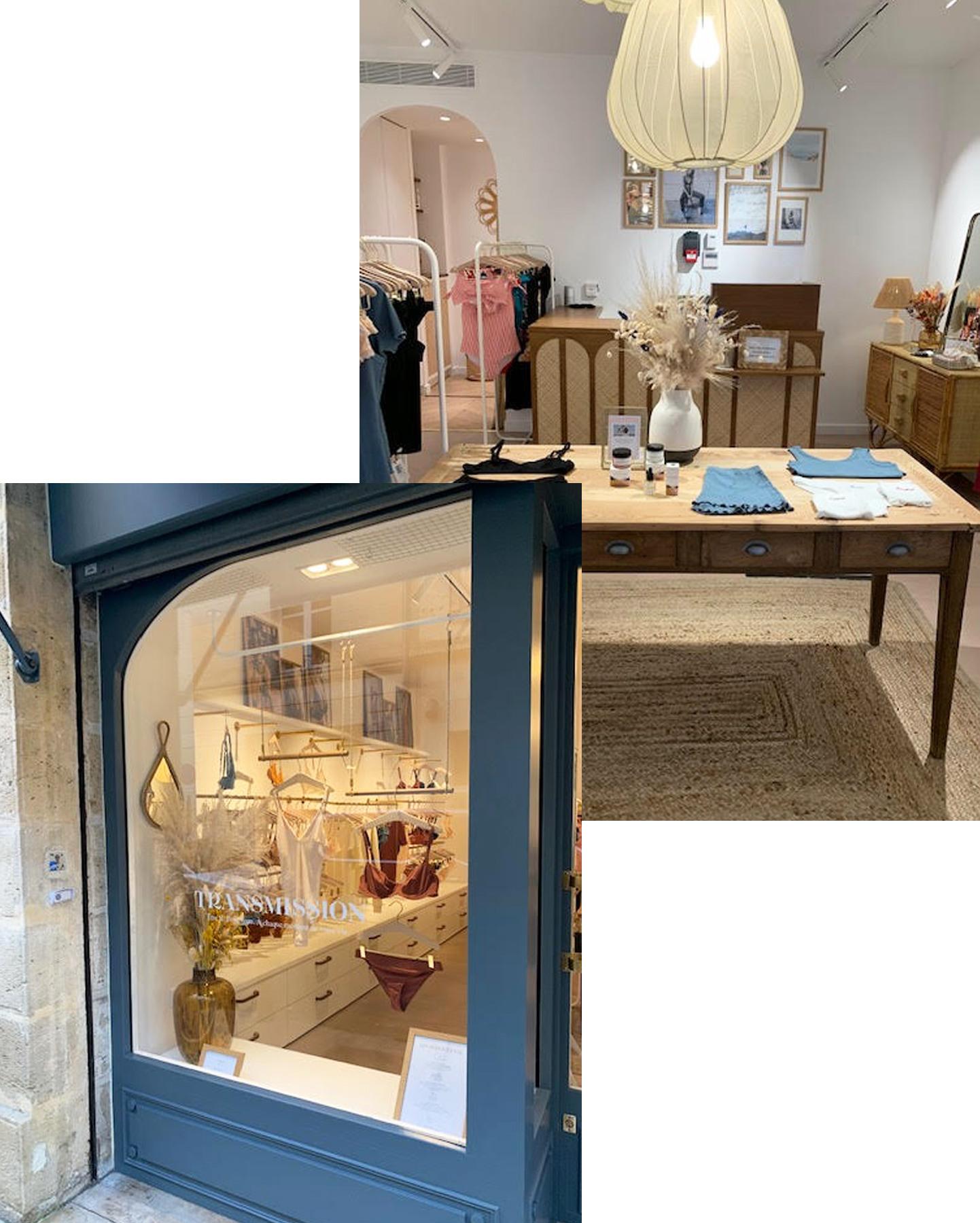 Boutique Ysé Bordeaux