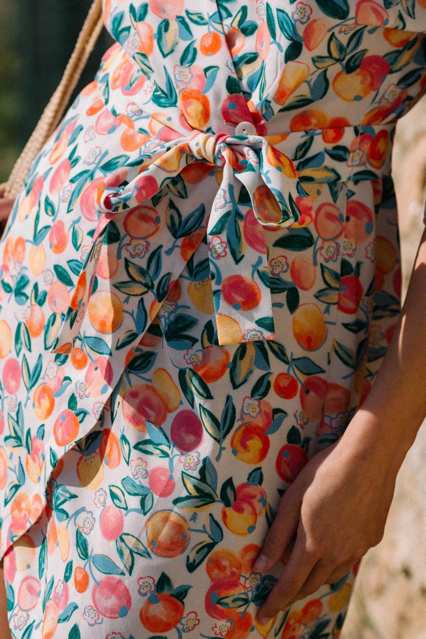 Robe Voyage léger Tutti frutti