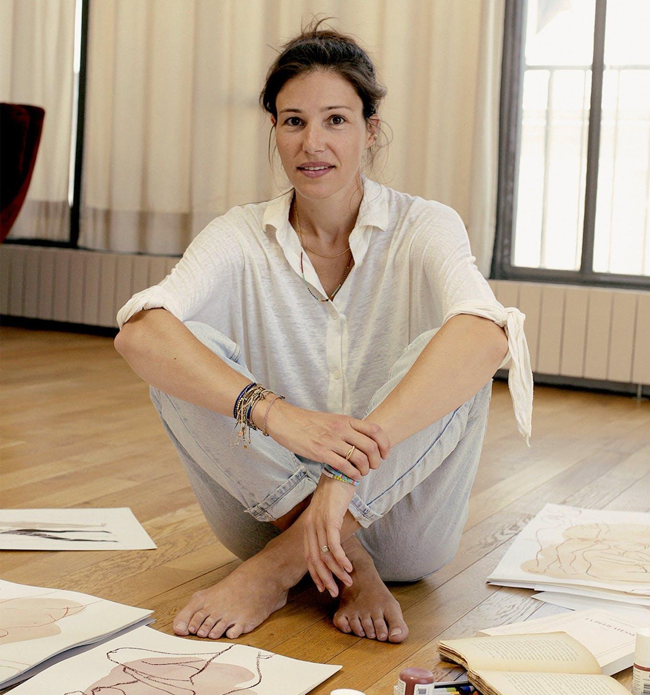 Ysé artiste Faustine Badrichani Histoire de Femmes