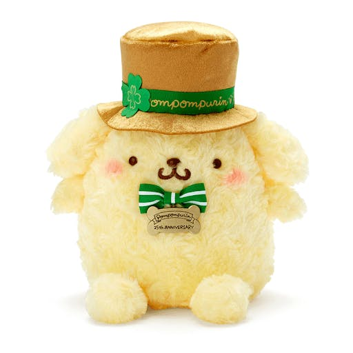 Pompom Purin is a famous Japanese mascot and common plushie in Japan.