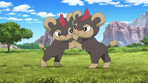 Litleo is an adorable pokemon, and one of the cutest fire type pokemon