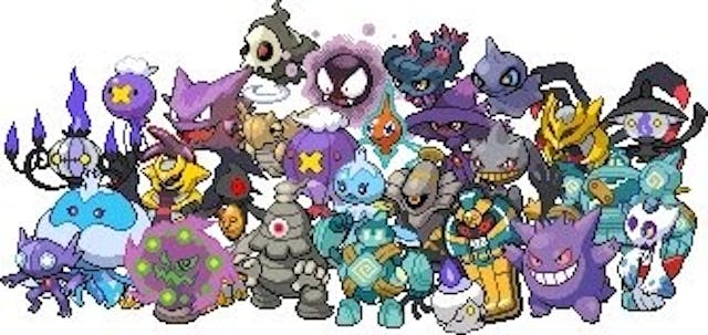 Top 10 Cute Ghost Type Pokémon Yumetwins The Monthly Kawaii Subscription Box Straight From Tokyo To Your Door