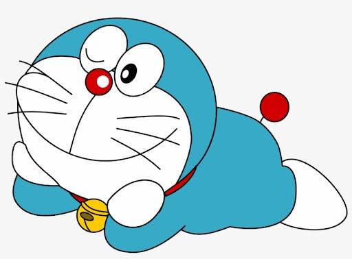 Doraemon the kawaii and loveable Japanese character