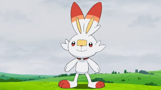 Coming from a controversial generation, Scorbunny is still one of the cutest fire type pokemon