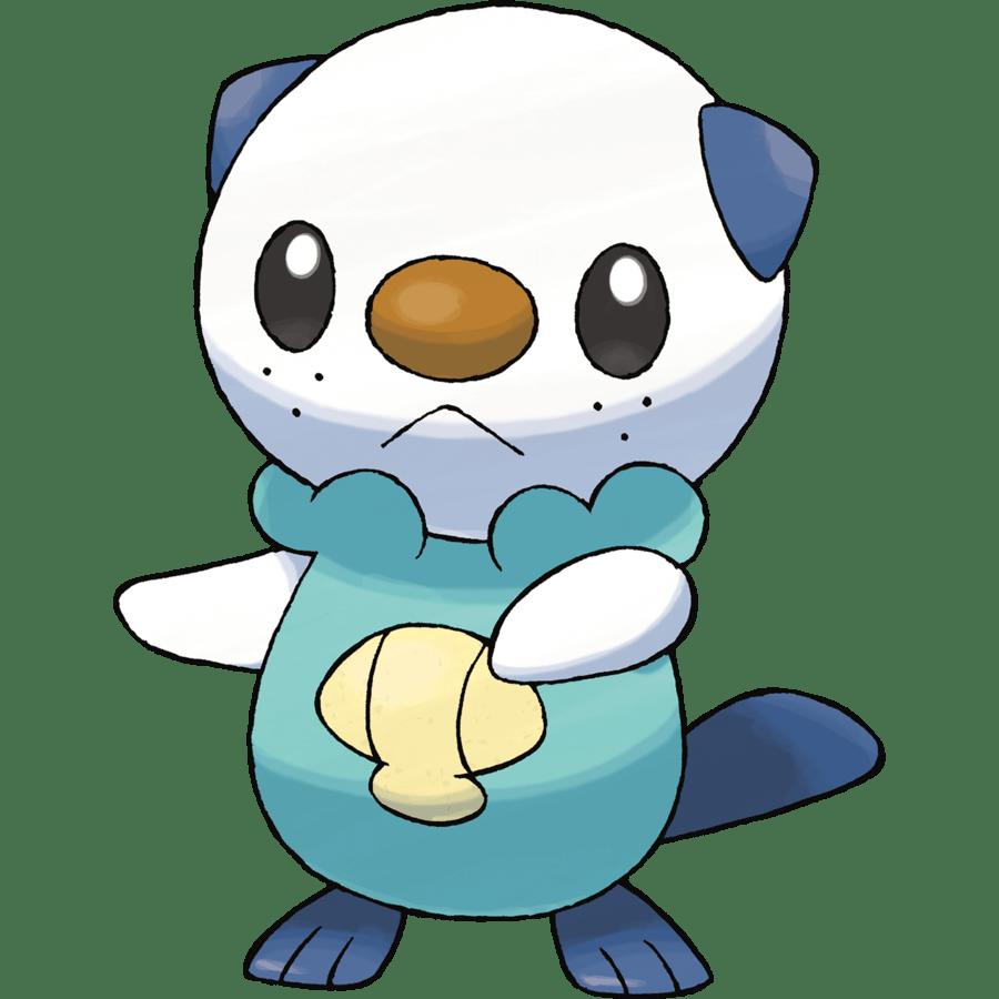 Oshawott from Pokemon Generation 5