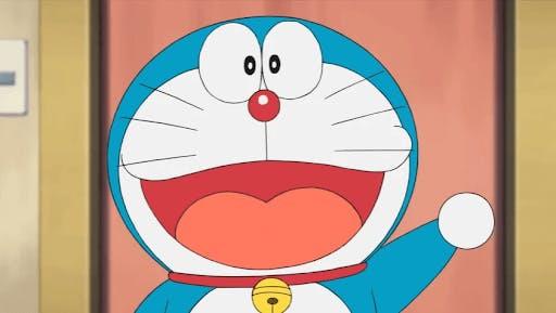 Doraemon the cute japanese character