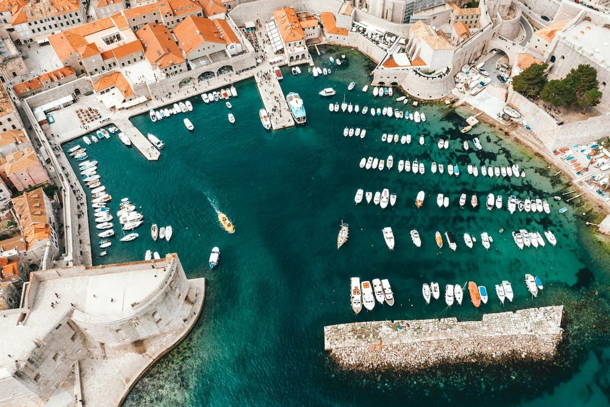 Port à Dubrovnik