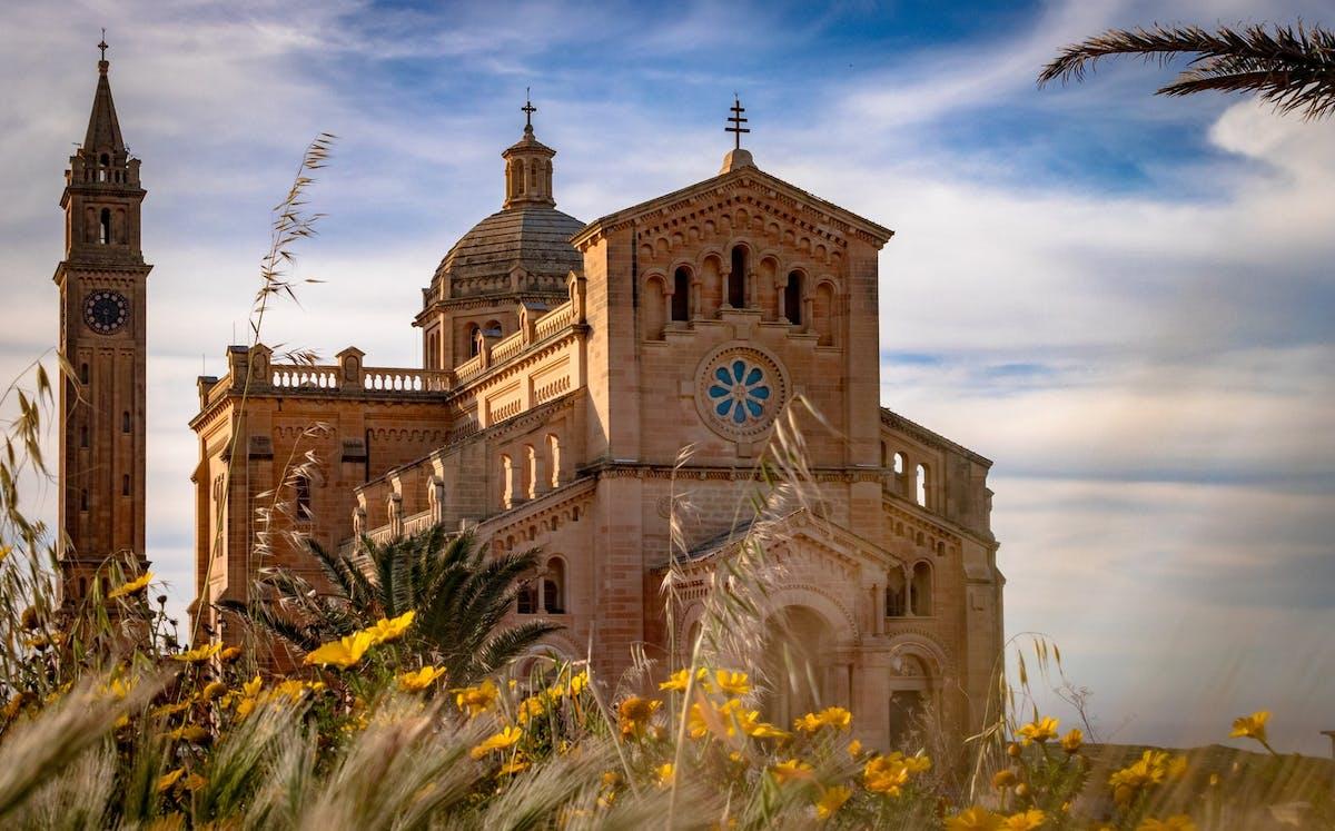 Ta'Pinu Basilica