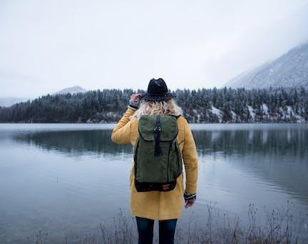 traveler à la montagne