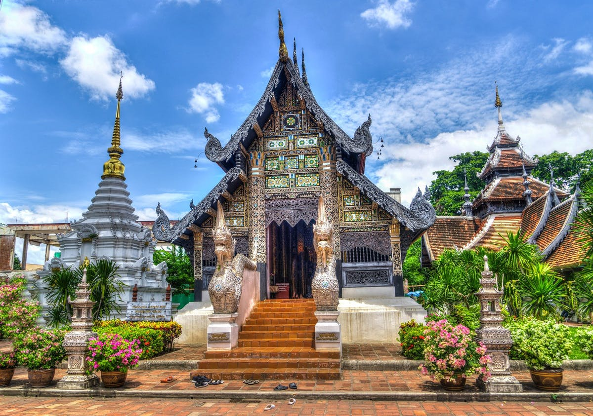 Wat Phrathat Doi Suthep in Chiang Mai: The Thai Temple
