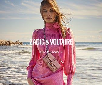 Zadig & Voltaire vetements femme marque luxe